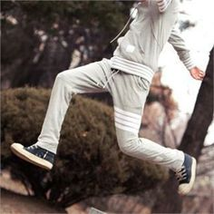 Buy 'ABOKI – Drawstring-Waist Sweatpants' with Free International Shipping at YesStyle.com. Browse and shop for thousands of Asian fashion items from South Korea and more!