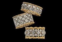 Buccellati- eternity rings to the utlimate
