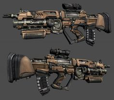 11 picture about 3d weapon gun other pictures