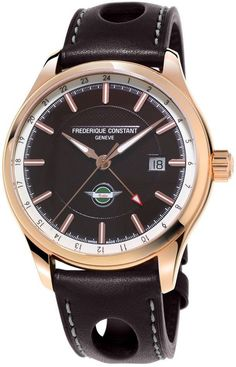 @frederiqueconst Watch Vintage Rally Healey GMT Limited Edition #bezel-fixed #bracelet-strap-leather #brand-frederique-constant #case-depth-12-5mm #case-material-rose-gold #case-width-40mm #date-yes #delivery-timescale-call-us #dial-colour-brown #gender-mens #gmt-yes #limited-edition-yes #luxury #movement-automatic #official-stockist-for-frederique-constant-watches #packaging-frederique-constant-watch-packaging #style-dress #subcat-vintage-rally #supplier-model-no-fc-350ch5b4 #warranty-fr...
