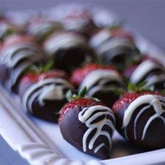 Chocolate Covered Strawberries - Allrecipes.com