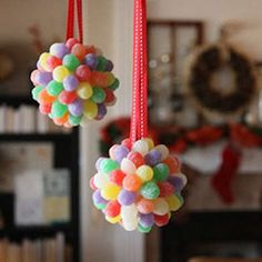 Gumdrop ornaments