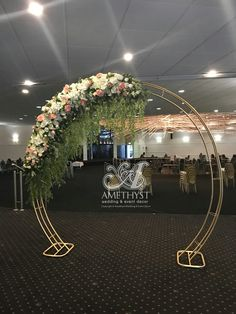 Source Latest golden arch metal wedding arch flower arch for weddings decoration. Metal Wedding Arch, Wedding Gate, Diy Wedding, Wedding Events, Weddings, Trendy Wedding, Wedding Ideas, Arch Decoration, Backdrop Decorations