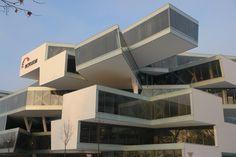 The Actelion Business Center, Allschwil, 2010 - Herzog & de Meuron, Jacques Herzog, Pierre de Meuron