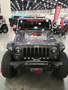 Jeep Wrangler Teraflex Parts