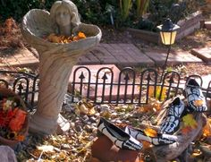 I painted the shoes for our Dia de los Muertos costumes.