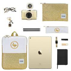 NUEVA COLECCION #ipadcover #wellpacked #moosgold #gold  #moostrends #fashion  #bag #bolsos #bolsosmoos