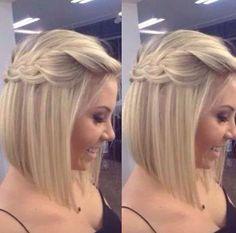 Shor hair