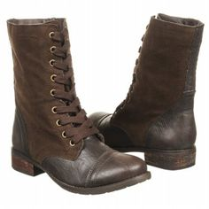 Wanted Forge Boots (Brown) - Women's Boots - 8.5 M