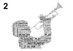 Trumpet Player Personalised Word Art Print. FREE UK P&P. Music lover gift…