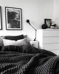 35 Awesome and Gorgeous Bedroom for Beautiful Girls – Page 13 of 35 35 Awesome and Gorgeous Bedroom for Beautiful Girls bedroom, pink and white bedroom, bedroom design for girls Monochrome Bedroom, Gray Bedroom, Home Decor Bedroom, Modern Bedroom, Grey Bedroom Design, Bedroom Ideas Grey, Bedroom 2017, Mirrored Bedroom, Bedroom Simple