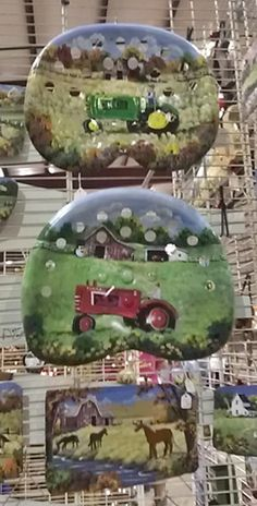 Would love to make or get one made like this for Daddy! Tractor Seat Stool, Tractor Decor, Barn Crafts, Metal Crafts, Antique Tractors, Vintage Tractors, Diy Craft Projects, Recycling Projects, Farm Art