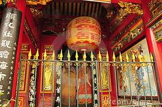 They invented curb appeal. Thien Hau pagoda in Saigon