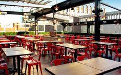 Little Secrets For you: Eataly is officially opening it's beer garden- La Birreria