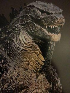 Godzilla: The Art of Destruction | Godzilla 2014 Movie