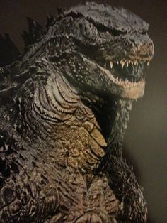 Godzilla: The Art of Destruction King Kong, Godzilla 2014 Movie, Godzilla Godzilla, Cool Monsters, Japanese Film, Fantasy, Creature Design, T Rex, Pop Culture