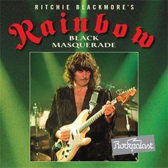 Ritchie Blackmore's Rainbow Black Masquerade Rockpalast '95 3LP (Red Vinyl)