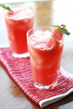 Watermelon Punch | Perpetually Chic.