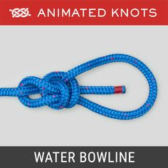The Bowline Knot makes a reasonably secure loop in the end of a piece of rope. - The Bowline Knot makes a reasonably secure loop in the end of a piece of rope. It has many uses such as to fasten a mooring line to a ring or a post. Prusik Knot, Animated Knots, Scout Knots, Lanyard Knot, Sailing Knots, Bowline Knot, Hook Knot, Reef Knot, Survival Knots