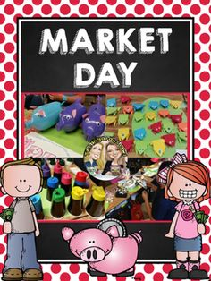 So what is Market Day?Market Day is a hands-on project based experience that will have your room buzzing with excitement! You will not believe your students enthusiasm as they experience creating a business, selling products, calculating expenses, figuring profits, and becoming successful entrepreneurs!