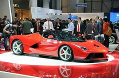 #8 Ferrari Laferrai