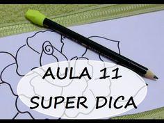 Pintura em tecido - AULA 11 - VEJA SUPER DICA