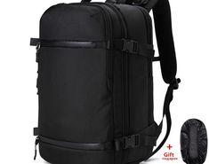 f25f3beda0 Free shipping OZUKO Backpack Men travel pack Bag Male Luggage Backpack USB  Large Capacity Multifunctional Waterproof laptop backpack Women AER   computer