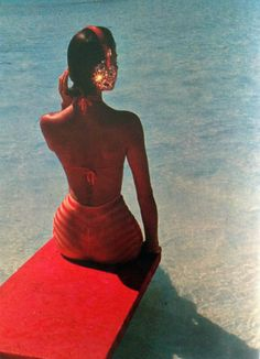 Laura Alvarez Para Vogue Italia – Venezuela, 1976 | Repinned by Temple Towels & Swim, ph Gianpaolo Barbieri