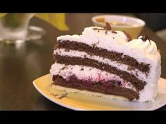 Как приготовить Шварцвальдский торт - Рецепт от Все буде добре - Выпуск 349 - 03.03.14 - YouTube