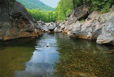 A Guide to Finding the Best Swimming Holes in New Hampshire