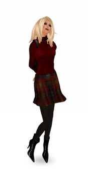 Female Student Outfit