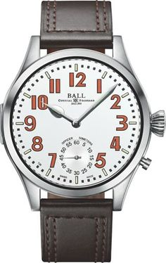 Ball Engineer Master II Officer White Dial NM2038D-L1-WHOR