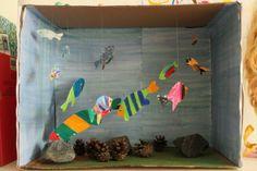 Akvaario lasten kanssa