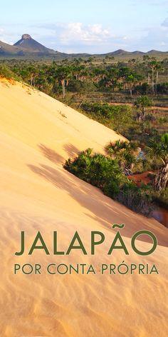 Jalapão por conta própria - Off-road pelo Brasil. Veja as informações e dicas para conhecer o Jalapão, no Tocantins, por conta própria em um 4x4