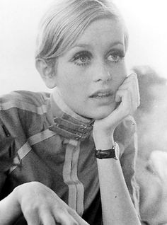 Twiggy beauty, Twiggy hair, Twiggy makeup, Twiggy style, 1960s, 1960s culture, 1960s life, Mod, groovy, Swinging Sixties, Model, Muse, Icon, vintage fashion