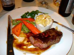 The best food I had on the seas. My dinner during my destination wedding  in 2010! Thanks Carnival cruise