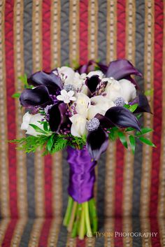 Wedding flowers by C. Tyson Photography