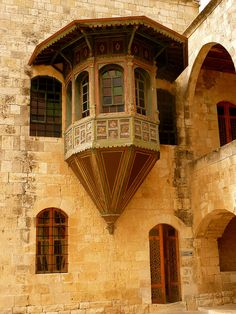 Palácio de Beiteddine - Líbano by João Antonio, via Flickr  Lebanon