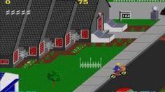 arcade paperboy - YouTube