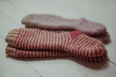 Aunties baby stockings.