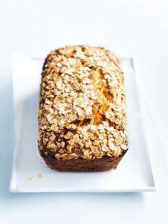 lemon, ricotta and zucchini loaf cake