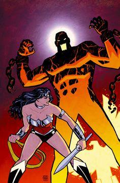 WONDER WOMAN #28 | DC Comics