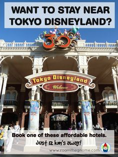 Best place to stay in Tokyo near Disneyland? We suggest Odaiba. For more SUPER DOOPER FUN ideas for family-friendly weekend adventures and travel with kids, all over the world, visit our FAMILY TRAVEL DIRECTORY www.roamthegnome.com. Search by city. Rated by kids and our travelling Gnome.