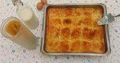 Τυρινή ή Μακαρονού: Οι συνταγές της τρίτης βδομάδας του Τριωδίου Appetisers, Greek Recipes, Waffles, Good Food, Lunch, Bread, Baking, Breakfast, Ethnic Recipes