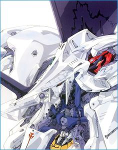 The Five Star Stories / FSS / ファイブスター物語 / 永野護 (Mamoru Nagano) / L.E.D MIRAGE
