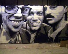Trainspotting, Graffiti Art by MTO - Berlin, Germany #graffiti #art #streetart #graffitart #MTO #berlin #trainspotting