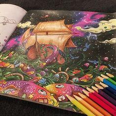 #imagimorphia #adultcoloring #mystaedtler