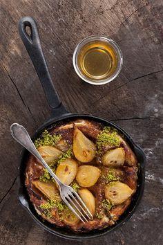 Gruszki zapiekane w cieście / Pears baked in pastry