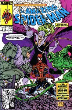 The Amazing Spider-Man (Vol. 1) 319 (1989/09)