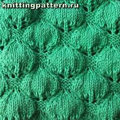 Crochet Stitch M2 : ... Knitting stitches, Lace knitting stitches and Stitch patterns